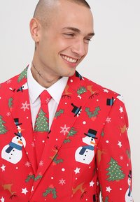 OppoSuits - Oblek - red - 7
