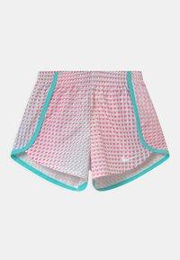 Nike Sportswear - PIXEL POP SRINTER SET - Print T-shirt - pink/white - 2