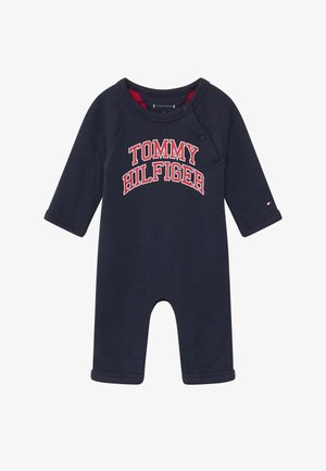 BABY COVERALL - Jumpsuit - blue