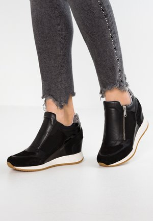 NYDAME - Sneakers high - black
