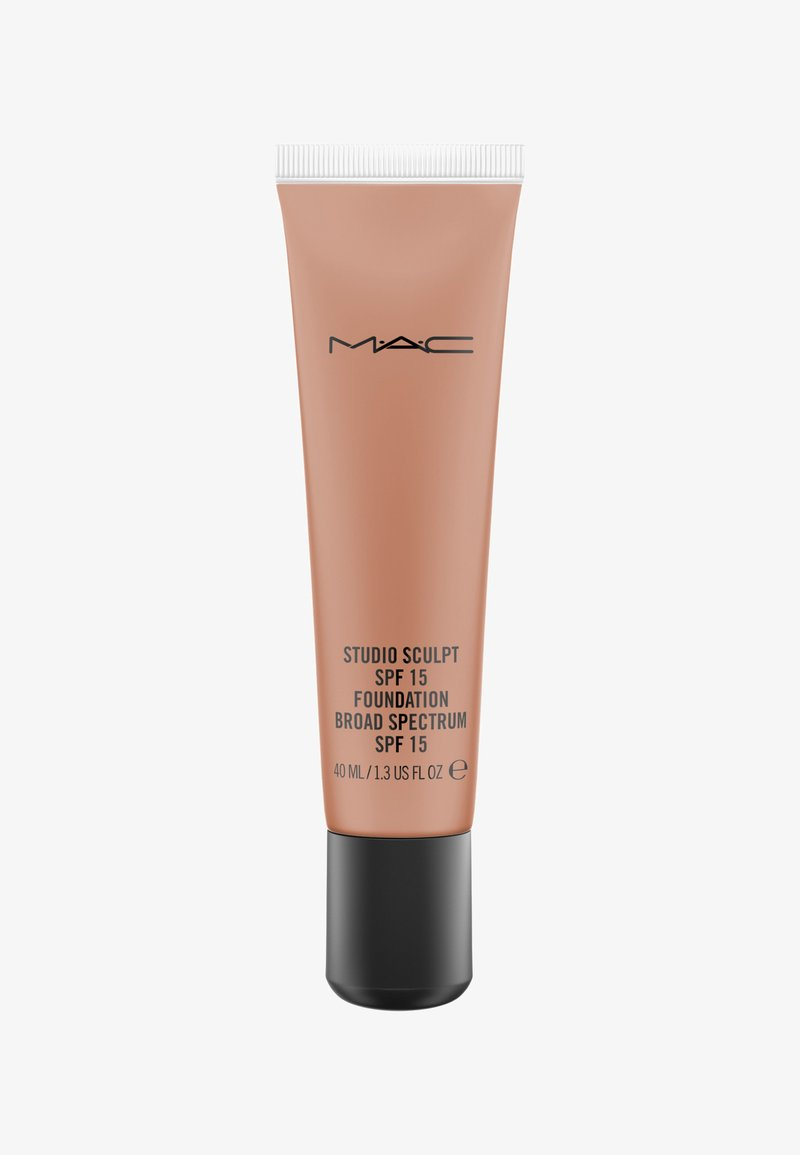 MAC - STUDIO SCULPT SPF15 FOUNDATION - Foundation - NW45 dark brown