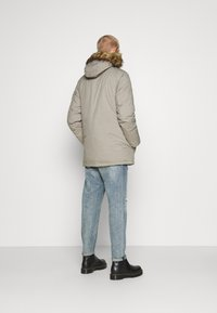 Jack & Jones - Zimní kabát - light grey melange - 2
