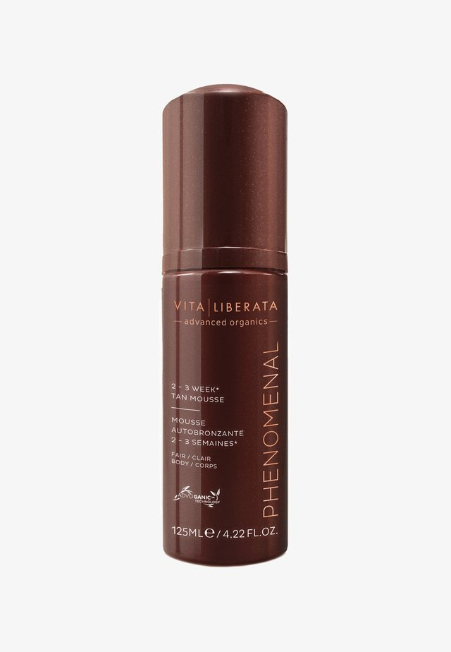 PHENOMENAL TAN MOUSSE - Self tan - fair