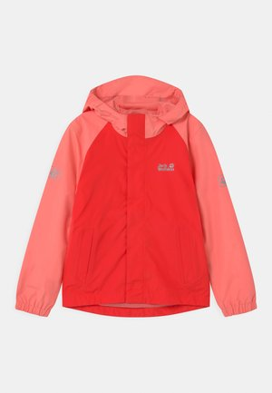 TUCAN UNISEX - Outdoor jacket - tulip red