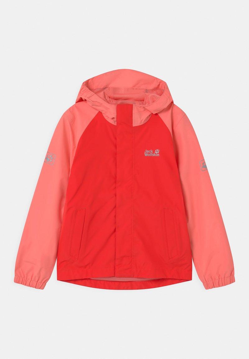 Jack Wolfskin - TUCAN UNISEX - Outdoor jacket - tulip red