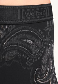Wolford - OM - Leggings - Trousers - black/ash - 2