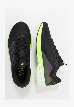 Neutral running shoes - cblack/cblack/siggnr