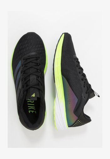 Neutral running shoes - cblack/cblack/siggnr