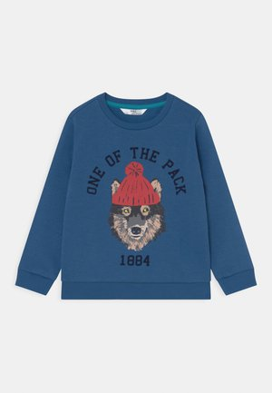 WOLF - Sweatshirt - dark blue