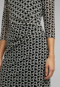 Esprit Collection - Shift dress - black - 3