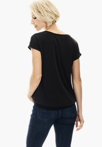 Garcia - T-shirt basique - black - 2