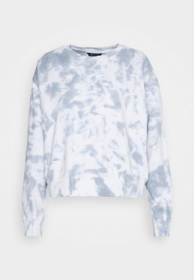 TIE DYE  - Sweatshirt - dark grey