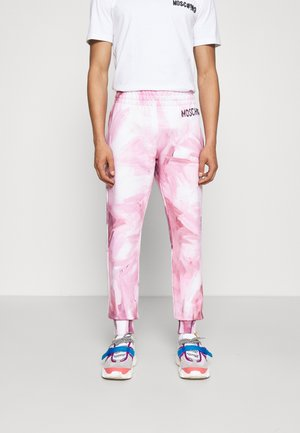 TROUSERS - Tracksuit bottoms - fantasy pink