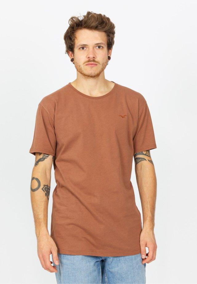 T-shirt basique - friar brown