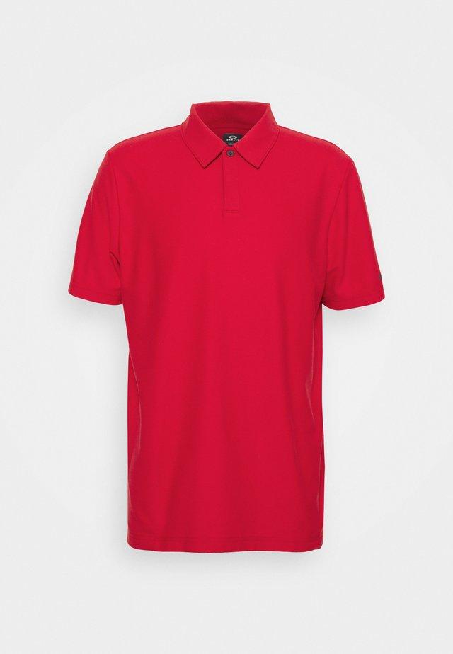 CLUB HOUSE - Poloshirt - team red