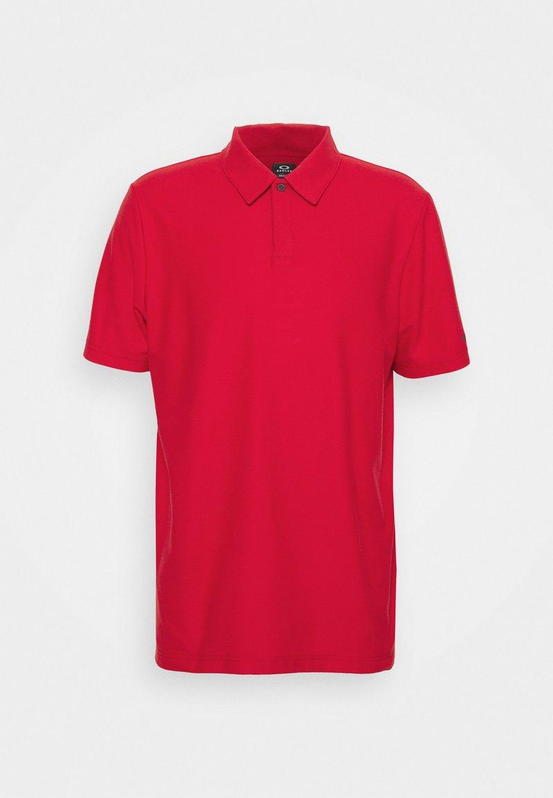 Oakley - CLUB HOUSE - Polo shirt - team red