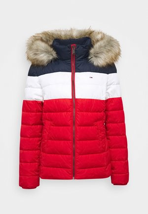 COLORBLOCK JACKET - Winterjacke - twilight navy