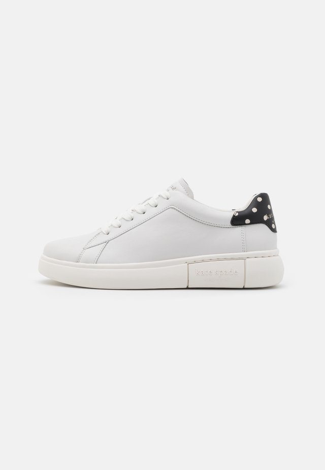 LIFT - Sneakers laag - optik white/black/cream