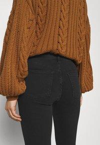 Anna Field - Slim fit jeans - black - 3