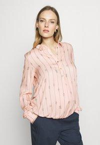 Paulina - SWEET LOVE - Blusa - smoky pink - 0