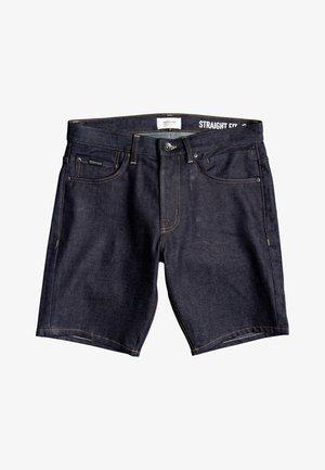 MODERN WAVE  - Denim shorts - blue