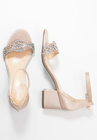 Blue by Betsey Johnson - Sandals - champagne - 3