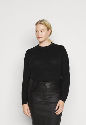 VMTUGALEXSUN HIGHNECK - Jumper - black