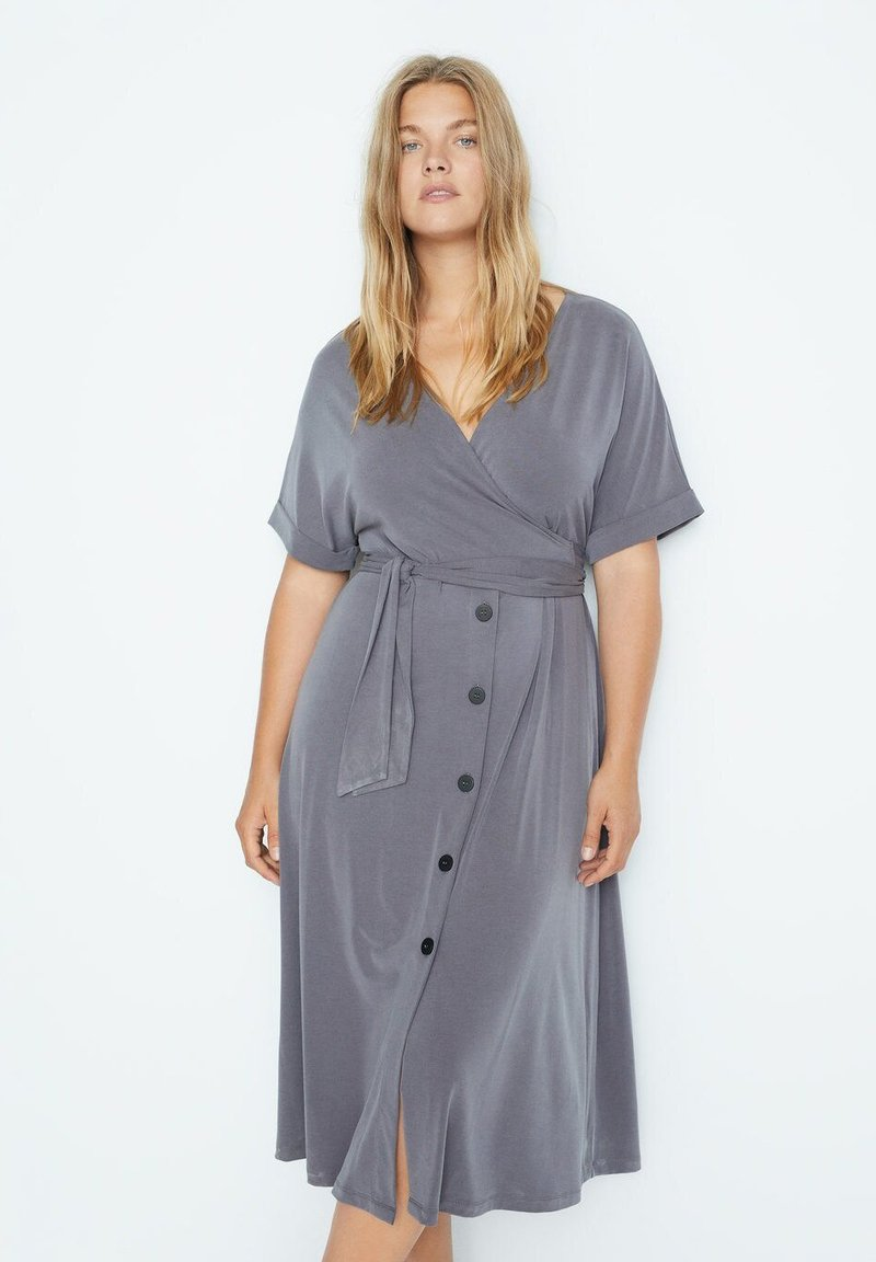 Violeta by Mango - Day dress - grau