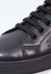 HUGO - FUTURISM  - Sneakers laag - black - 5