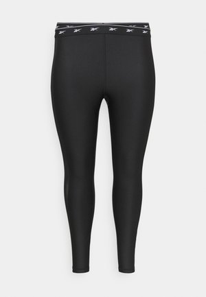 SEASONAL  - Leggings - black