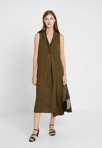 KIOMI - Maxi dress - khaki - 1