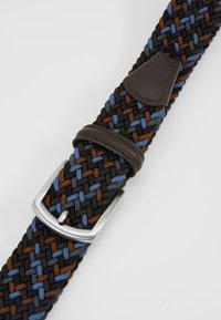 Anderson's - STRECH BELT UNISEX - Braided belt - multi-coloured - 5