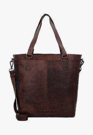JADE  - Tote bag - brown