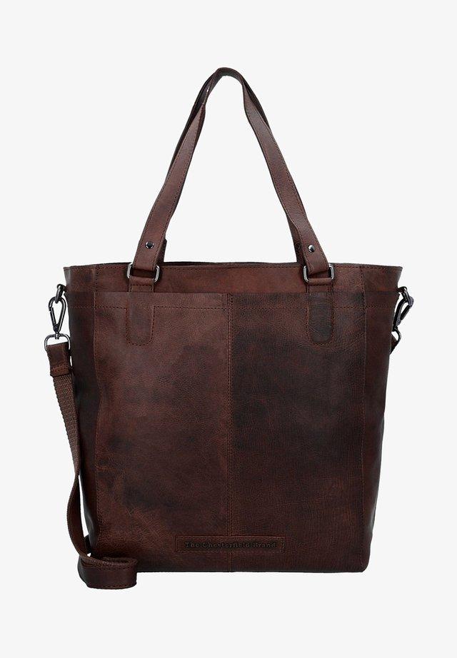 JADE  - Shopping bag - brown