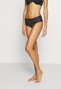 Etam - PANAMA SHORTY - Briefs - black - 0