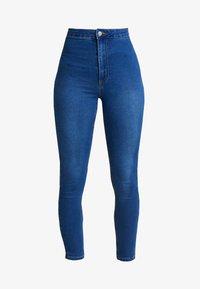 Cotton On - ULTRA HIGH SUPER STRETCH - Jeans Skinny Fit - berkley blue - 3