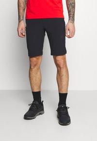 Mammut - RUNBOLD  - Spodnie materiałowe - black - 4