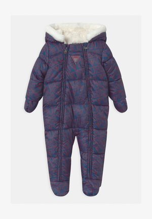 PADDED BABY UNISEX - Snowsuit - dark blue