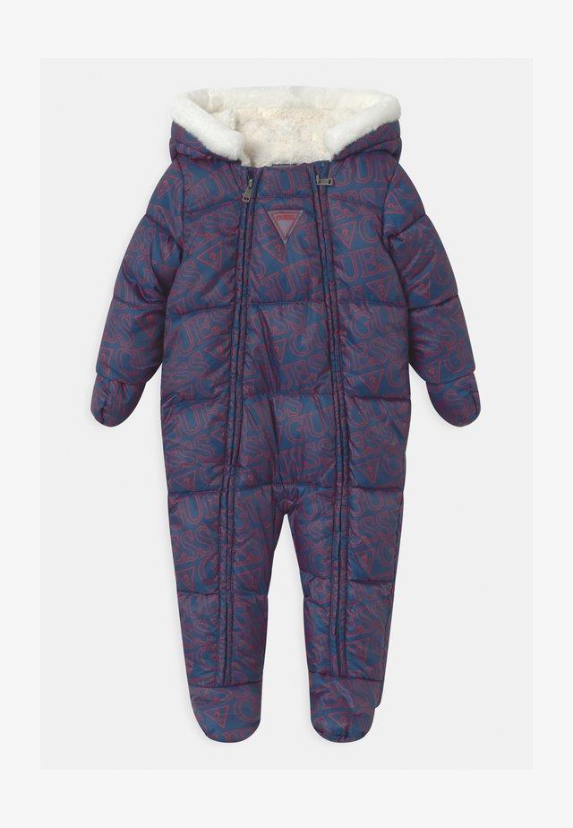 PADDED BABY UNISEX - Combinaison de ski - dark blue