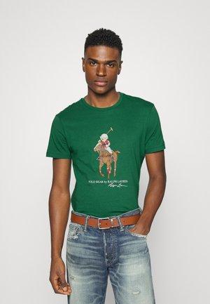 T-shirt imprimé - verano green