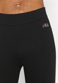 Fila - FELIZE 7/8 LEGGINGS - Leggings - black - 5
