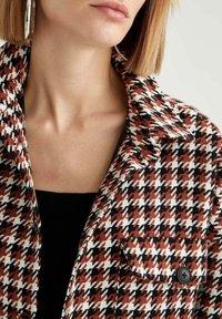 DeFacto - Short coat - brown - 3