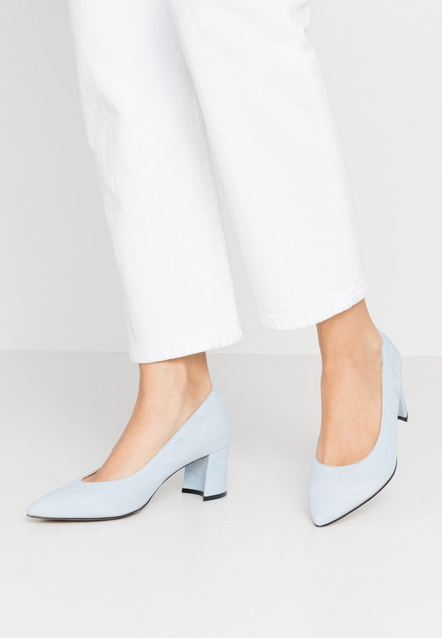 Pumps - candy blu