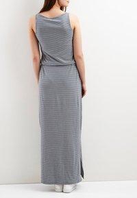 Object - OBJSTEPHANIE MAXI DRESS  - Maxi dress - balsam green - 1