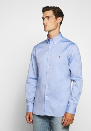 Camisa elegante - true blue/white