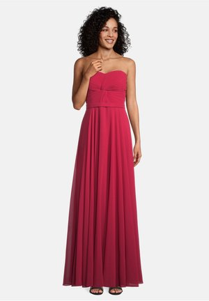 Cocktail dress / Party dress - cherry red