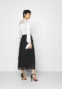Love Copenhagen - FLORA SKIRT - A-line skjørt - pitch black - 2