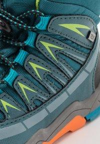 Lurchi - TRISTAN-TEX - Classic ankle boots - petrol - 5