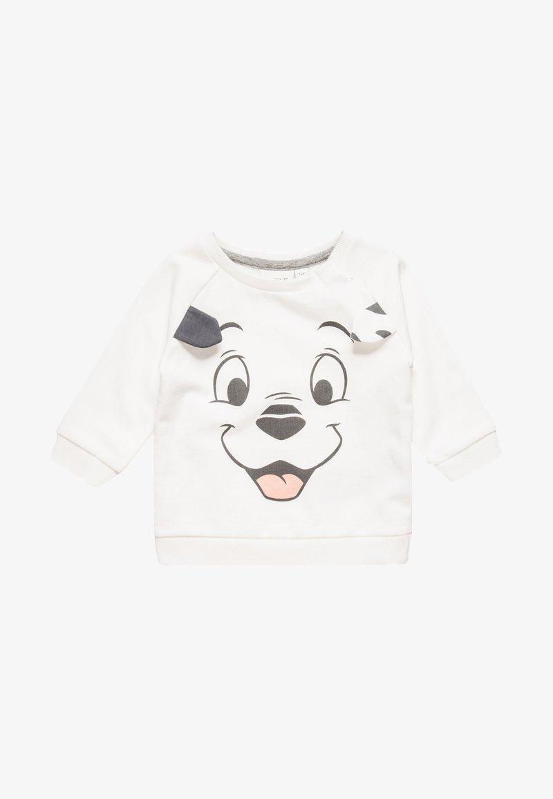 Name it - HANZ BABY - Sweatshirt - white