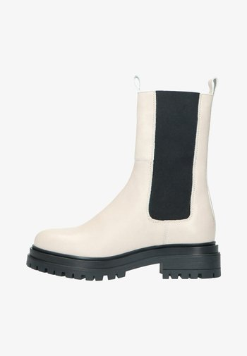 Classic ankle boots - offwhite